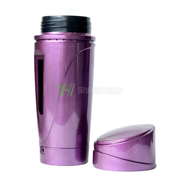 保温杯UV喷油