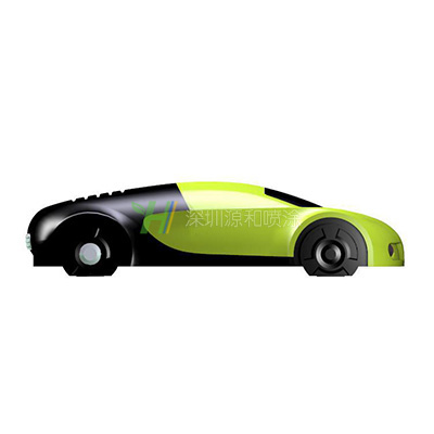 汽车PU喷油加工
